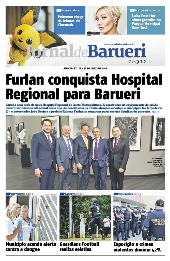 Jornal de Barueri e região